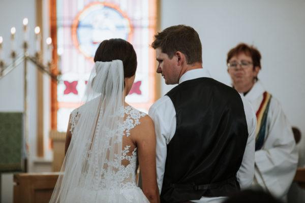 The G.O.A.T. wedding