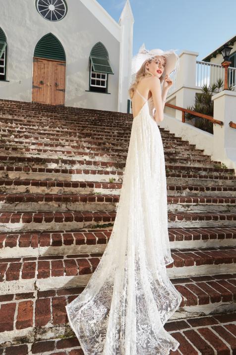 wedding fashion in Bermuda