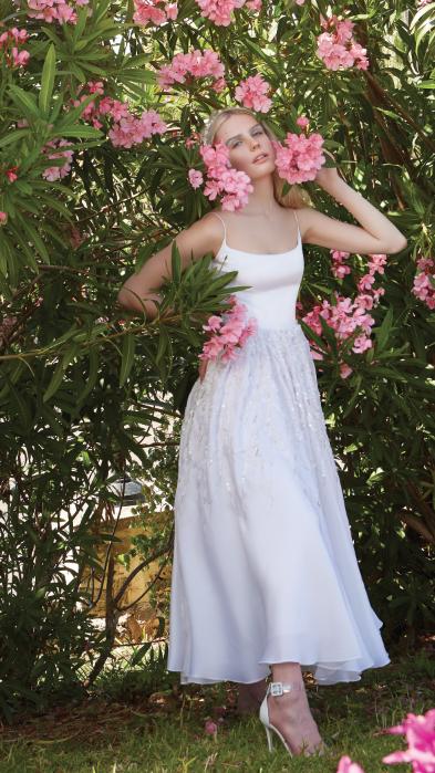 bride in Bermuda