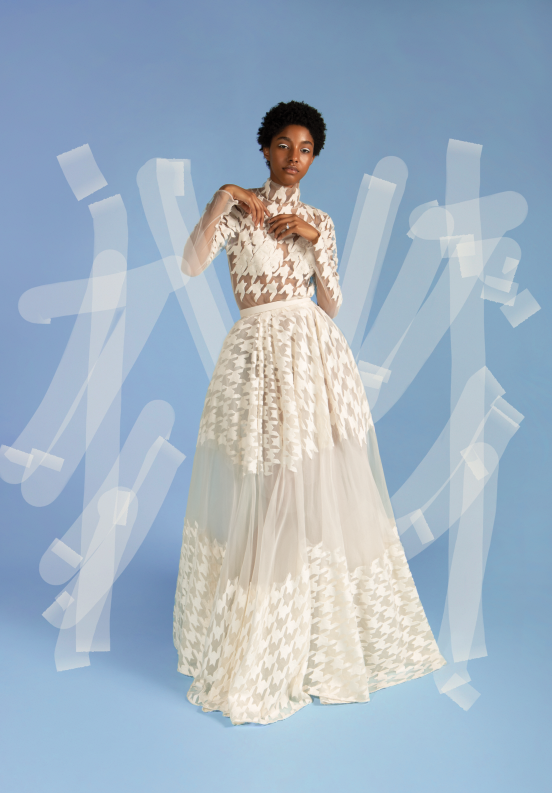 Narces Wedding Gown