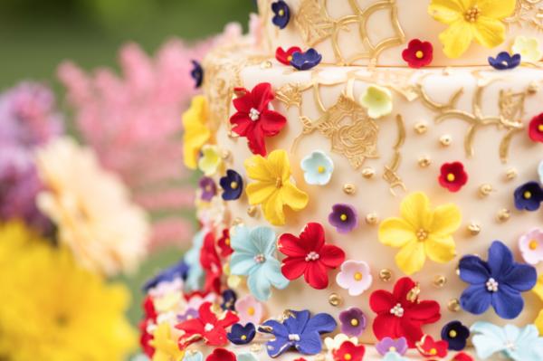 Colourful wedding inspiration