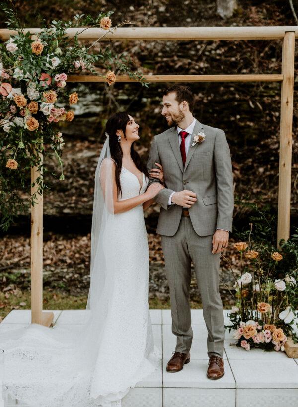Neutral Wedding Ceremony
